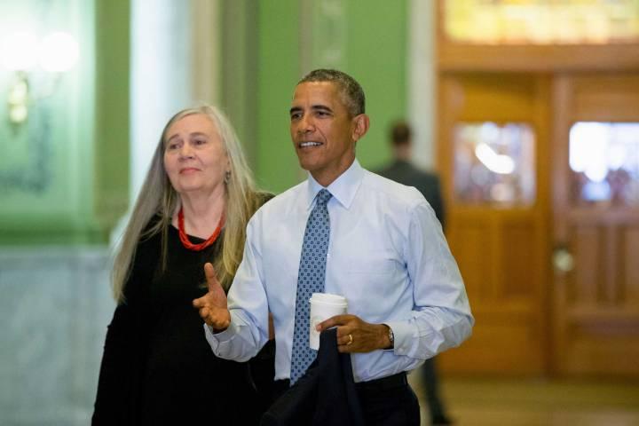 Barack Obama, Marilynne Robinson